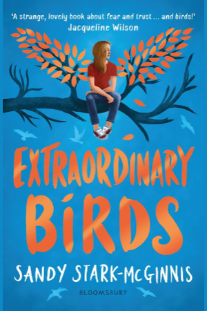 Cover image for Extraordinary Birds by Sandy Stark-McGinnis