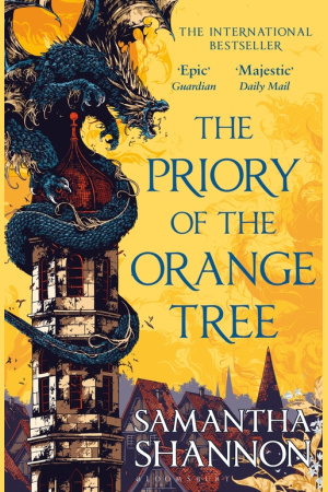 Cover image for 'The Priory of the Orange Tree'
