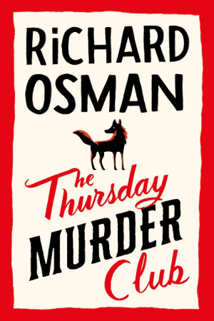 Cover image for 'The Thursday Murder Club'