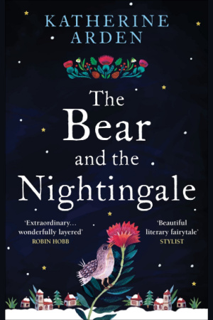 Cover image for 'The Bear and the Nightingale'
