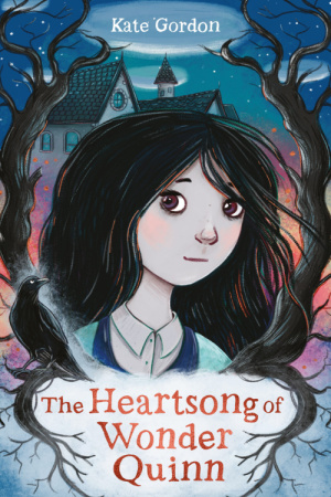 Cover of 'The Heartsong of Wonder Quinn' by Kate Gordon
