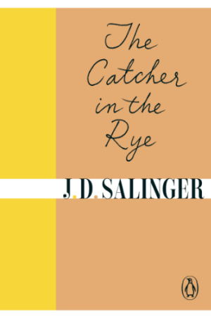 Cover image for 'The Catcher in the Rye' by J.D. Salinger
