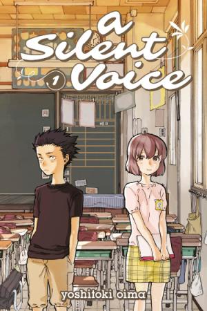 Cover of 'A Silent Voice' by Yoshitoki Oima