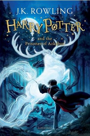 Cover for 'Harry Potter and the Prisoner of Azkaban'
