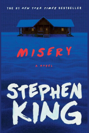 Cover for 'Misery'
