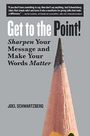 Cover for 'Get to the Point'