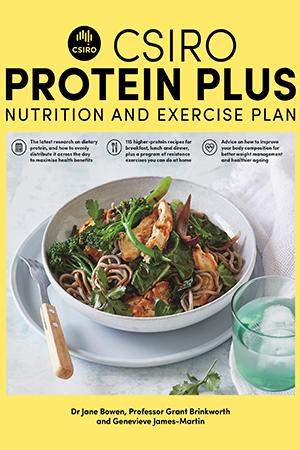 Cover of 'CSIRO Protein Plus'