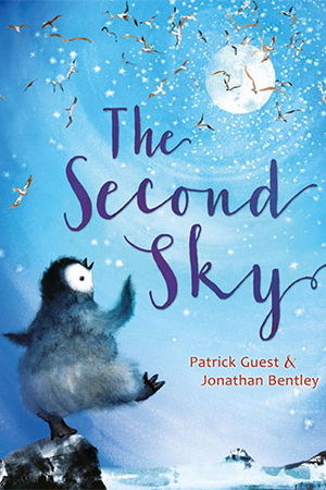 Cover for 'The Second Sky' by Patrick Guest