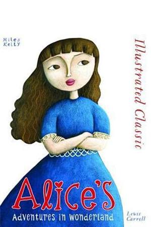 Alice's Adventures in Wonderland book cover