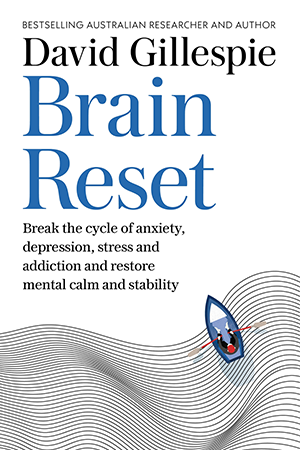 Cover for 'Brain Reset' by David Gillespie