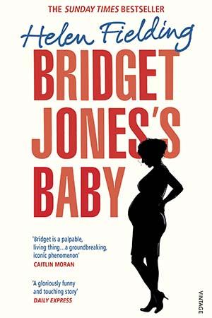 Cover for 'Bridget Jones's Baby - The Diaries'
